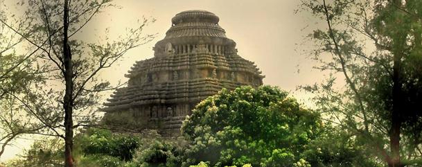 Konark, Sun Temple  ,